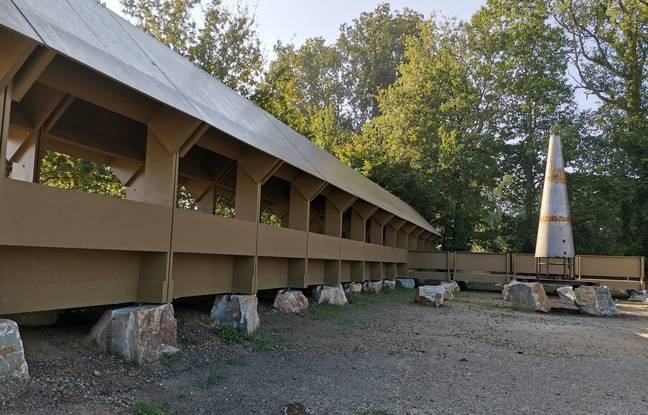 La structure de La Gandonnière semble généralement peu utilisée.