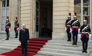 Jean-Marc Ayrault, Premier ministre, à Matignon, le 16 mai 2012.