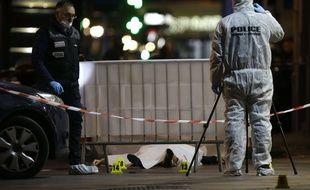Karim Lacheheb, 36 ans, a agressé trois personnes au couteau avant d'être abattu par la police.