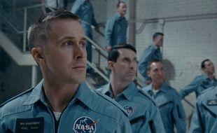 Dans «First Man - Le premier homme sur la Lune», Ryan Gosling incarne Neil Armstrong.
