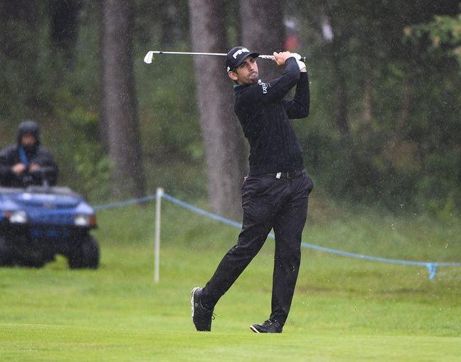 Le Bordelais lors de sa 6e place en Suède.