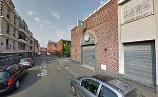 La discothèque le B-floor à Lille.