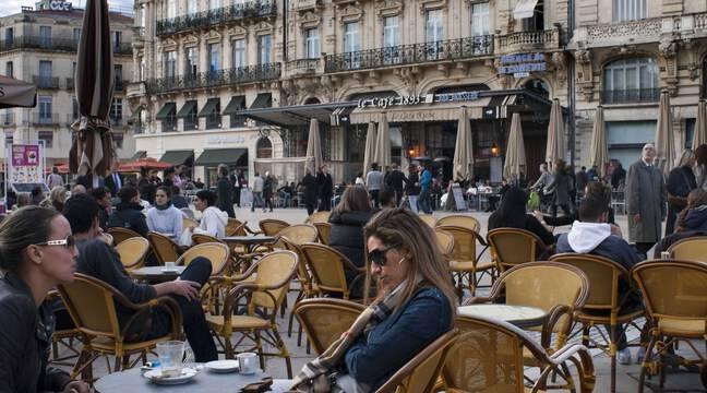 Montpellier : Les terrasses sous surveillance, un nouveau règlement provisoire voté en conseil municipal