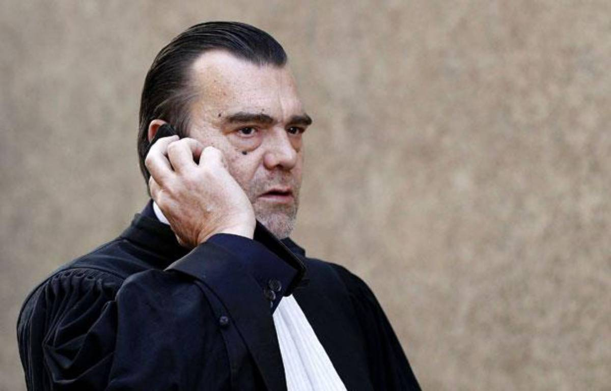 Frank Berton, l'avocat de Florance Cassez, en décembre 2011 – FAYOLLE PASCAL/SIPA