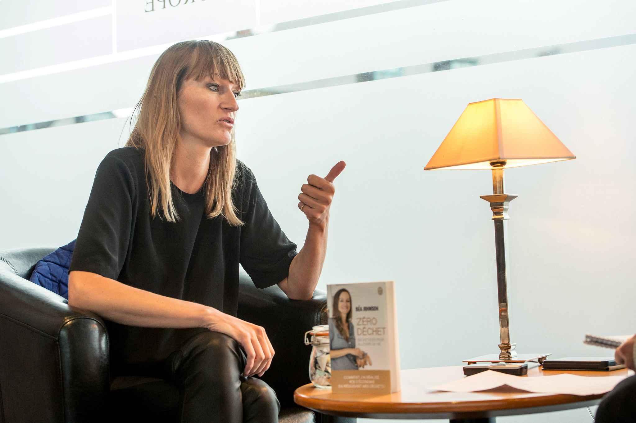 lille bea johnson explique comment vivre sans produire de d chets. Black Bedroom Furniture Sets. Home Design Ideas
