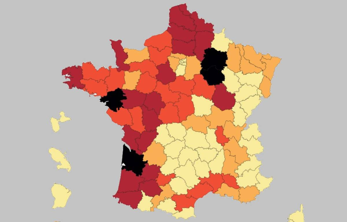 La Gironde se distingue pour sa consommation importante de pesticides. – Cash Investigation