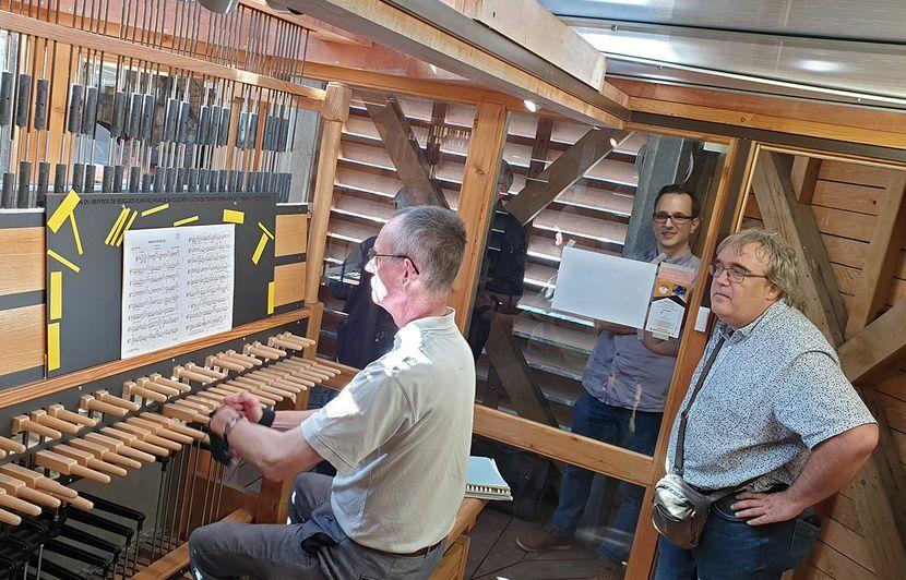 VIDEO. Nord : Le patrimoine de Bergues doit une fière chandelle à Dany Boon