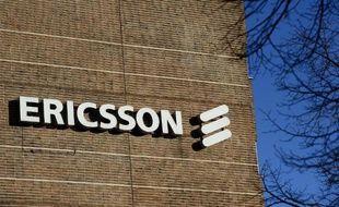 Le siège d'Ericsson le 7 novembre 2012 à Kista, près de Stockholm