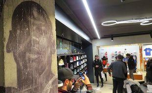 af31c2ab4ab Paris  La marque Jordan ouvre son premier magasin européen à Bastille