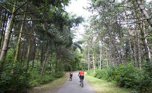 De multiples balades à vélo s'offrent à vous en Ile-de-France (illustration).