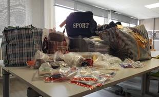 Une importante quantité de stupéfiants a été saisie par les enquêteurs de Marseille