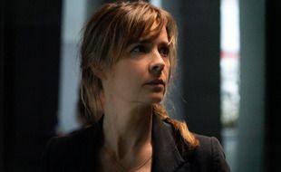 Caroline Proust incarne Laure Berthaud dans l'ultime saison d'« Engrenages ».