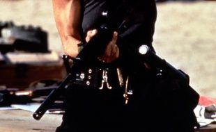 Photo du film Terminator 2 JUDGEMENT DAY  avec Linda Hamilton (1991)