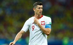 Robert Lewandowski et la Pologne n'ont toujours pas remporté un match dans ce Mondial