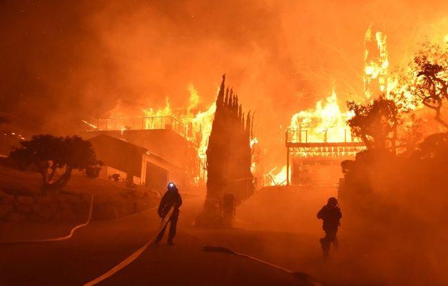nouvel ordre mondial | Californie: Les incendies restent hors de contrôle