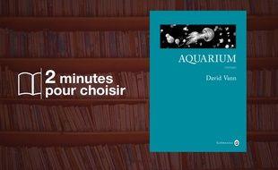 «Aquarium» de David Vann (Gallmeister)