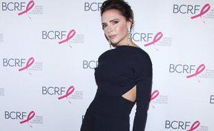 La styliste Victoria Beckham