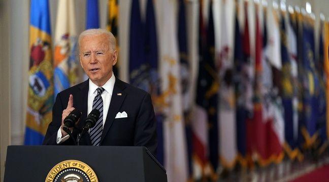 Coronavirus : Joe Biden annonce l'ouverture de la vaccination à tous les adultes d'ici le 1er mai - 20 Minutes