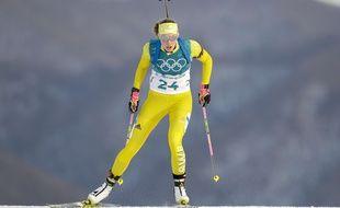 Hannah Oeberg remporte l'individuel des JO.