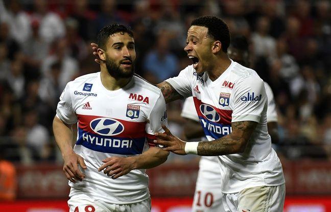 OL: Nabil Fekir transféré à Liverpool? «Il n'y a rien pour l'instant», assure-t-il