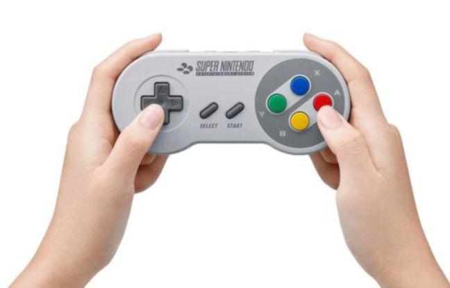 Nintendo Switch: La manette SNES est officiellement en vente