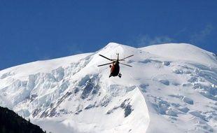 Dans les Hautes-Alpes (Savoie).