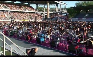 Le plus grand groupe de rock du monde est de Lorient