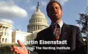 Martin Eisenstadt, faux conseiller de John McCain