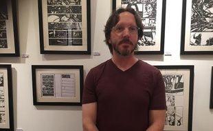 Michael Gaydos à la galerie Artludik