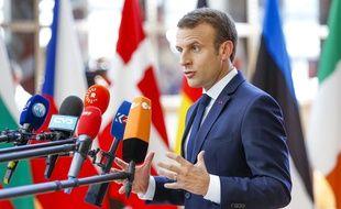Le président français a annoncé ce vendredi qu'il n'y aurait pas de centres fermés pour migrants en France.