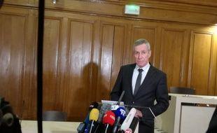 Le procureur de la République de Paris, François Molins, s'exprime sur les attaques terroristes de l'Aude.