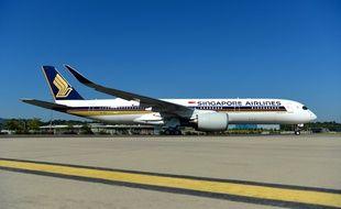 L'A350-900 de Singapour Airlines est l'appareil qui parcourra cette distance