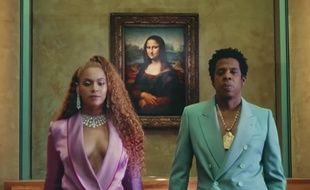 Beyoncé et Jay-Z dans le clip «Apeshit».