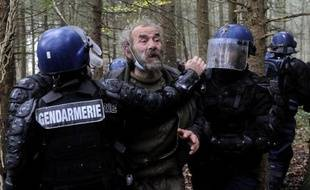 Les gendarmes étaient intervenus pour déloger les opposants en novembre 2012 sur le site de Notre-Dame-des-Landes.