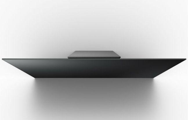Avec sa série A1, Sony fait entrer l'OLED dans sa gamme de téléviseurs 2017.