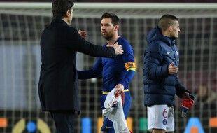 Pochettino a fait des choix forts mardi soir face au Barça.