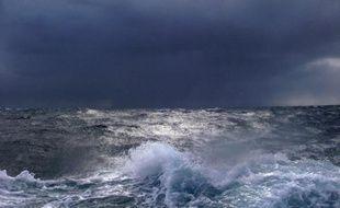Les mers du sud vues par Michel Desjoyeaux. impressionnant.
