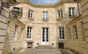 L'hôtel particulier Labottière, à Bordeaux