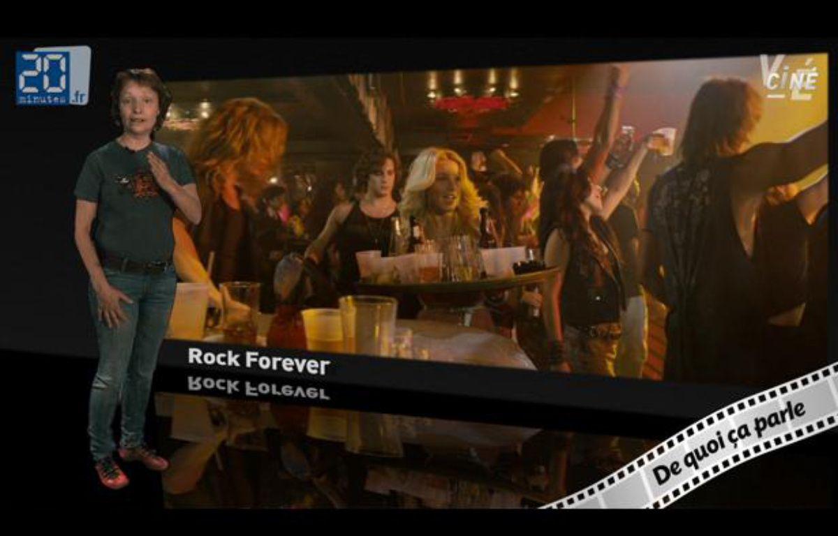 Caroline Vié décrypte Rock Forever d'Adam Shankman. – 20minutes