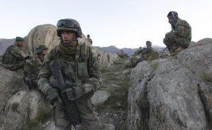 Le secrétaire général de l'Otan, Anders Fogh Rasmussen, a confirmé lundi le calendrier de retrait des troupes d'Afghanistan d'ici la fin de 2014, après la décision de la France de terminer les actions de combat un an plus tôt que prévu.