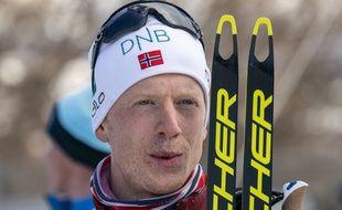 Johannes Boe a été déclassé