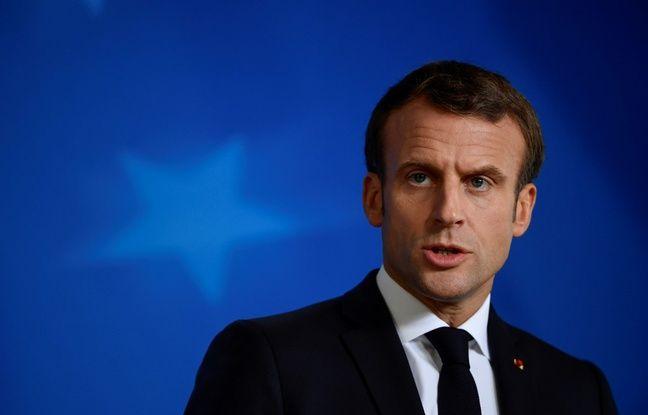 Attaque à la mosquée de Bayonne: «La République fait bloc autour» des blessés, affirme Emmanuel Macron