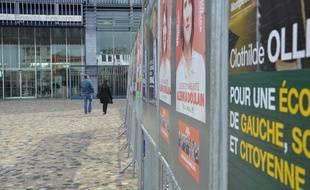 Quatorze listes s'affrontent pour les municipales à Montpellier (illustration)
