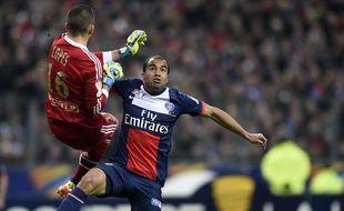 Quel supporter lyonnais ne s'est pas demandé pourquoi Anthony Lopes s'était offert une telle sortie aérienne sur Lucas en finale de la Coupe de la Ligue 2014 face au PSG (1-2)?