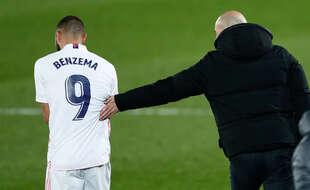 Zidane a apporté son soutien à Benzema, renvoyé en correctionnelle dans l'affaire de la sextape de Valbuena.