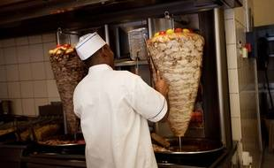 Illustration d'un Kebab.