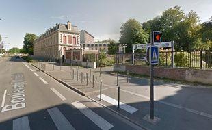 Le lycée Montebello, à Lille.