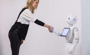 La robotique est en plein essor (illustration).