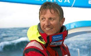 En 2011, Jean-Pierre Dick a été élu marin de l'année par ses pairs, «une vraie reconnaissance».