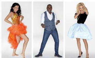 Lio, Basile Boli et Pamela Anderson, trois des candidats de la saison 9 de «Danse avec les stars».